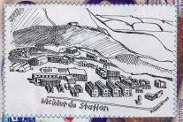 McMurdo Station Postcard