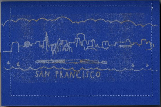San Francisco Postcard