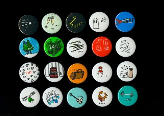 2017 Resolution Buttons