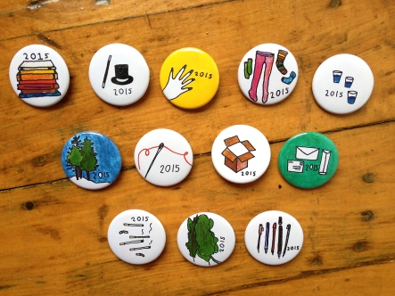 2015 Resolution Buttons