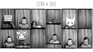 Illustration for Ezra & Edie
