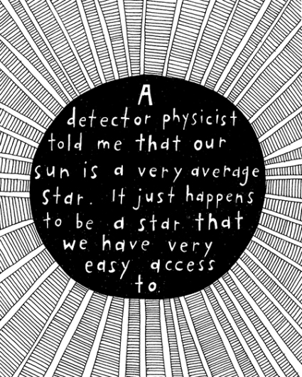 A Physicist Says...