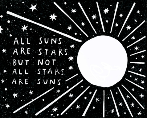 All Suns Are Stars